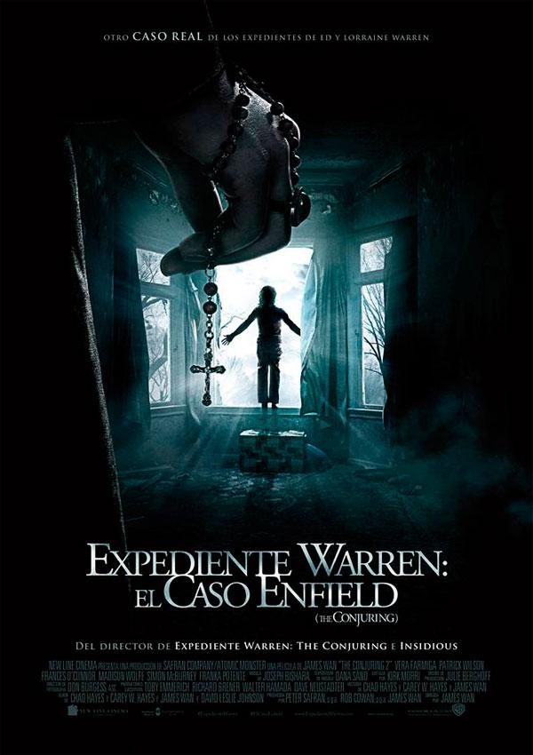 Expediente Warren. El Caso Enfield The Conjuring