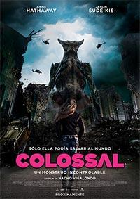 colossal poster mini