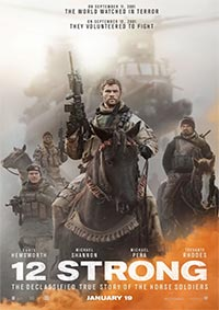 12 strong poster mini