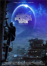 Ready Player One poster miniatura de la película