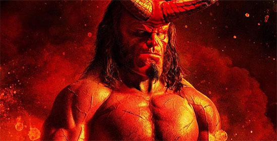 Tráiler Red Band de Hellboy III