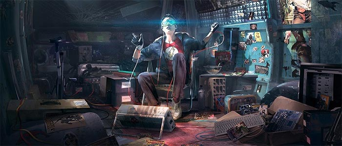 Ready player one escena