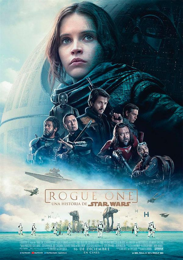Rogue One. Una Historia De Star Wars