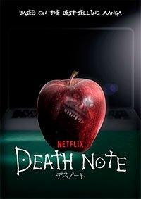 death note netflix poster mini