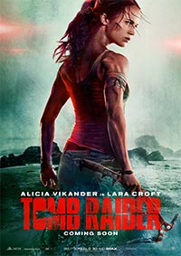tomb raider poster mini