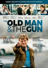 cartel mini de la película The Old Man and the Gun (2019)