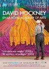 David Hockney en la Royal Acad...