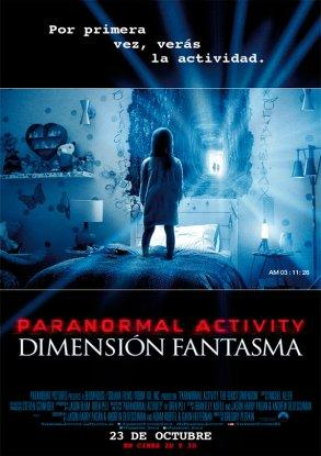 Paranormal Activity: Dimensión...