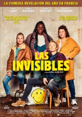 cartel mini de la película Las invisibles