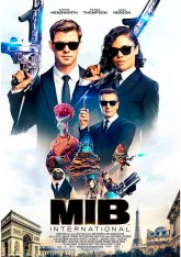 cartel mini de la película Men in Black International