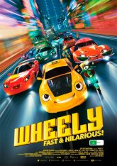 cartel mini de la película Wheely (2019)