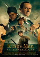 cartel mini de la película The King's Man: La Primera Misión