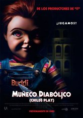 cartel mini de la película Muñeco Diabólico (Child´s Play)