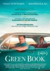 cartel mini de la película Green Book (2019)
